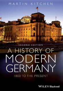 A History of Modern Germany av Martin Kitchen (Heftet)