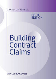 Building Contract Claims av David Chappell (Innbundet)