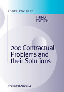 200 Contractual Problems and Their Solutions av J. Roger Knowles (Innbundet)
