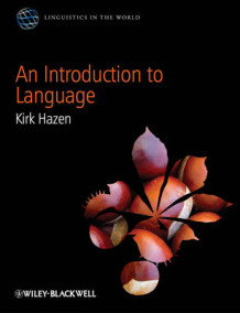 An Introduction to Language av Kirk Hazen (Heftet)