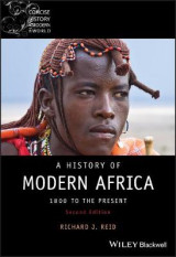 Omslag - A History of Modern Africa