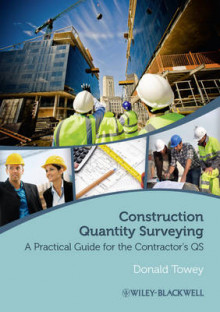 Construction Quantity Surveying - a Practical Guide for the Contractor's Qs av Donald Towey (Heftet)