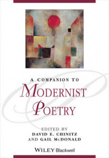 A Companion to Modernist Poetry (Innbundet)