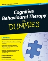 Cognitive Behavioural Therapy For Dummies av Rhena Branch og Rob Willson (Heftet)