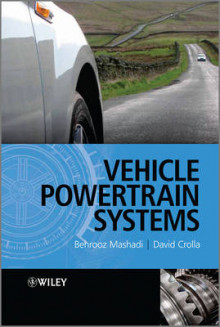 Vehicle Powertrain Systems av David Crolla og Behrooz Mashhadi (Innbundet)