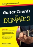 Guitar Chords For Dummies av Antoine Polin (Heftet)