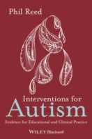 Interventions for Autism av Phil Reed (Heftet)