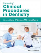 Omslag - Manual of Clinical Procedures in Dentistry