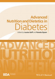 Advanced Nutrition and Dietetics in Diabetes (Heftet)