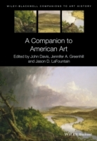 A Companion to American Art (Innbundet)