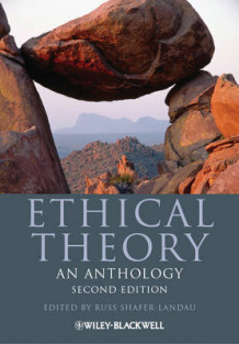Ethical Theory (Heftet)