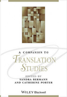 A Companion to Translation Studies (Innbundet)