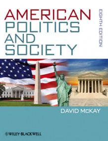 American Politics and Society av David McKay (Heftet)