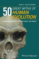 Omslag - 50 Great Myths of Human Evolution