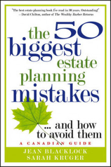 The 50 Biggest Estate Planning Mistakes... and How to Avoid Them av Jean Blacklock og Sarah Kruger (Heftet)