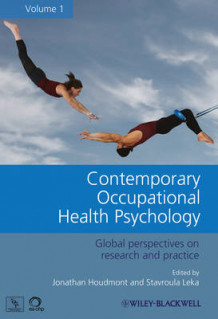Contemporary Occupational Health Psychology (Innbundet)