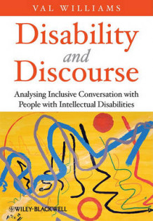 Disability and Discourse av Val Williams (Heftet)