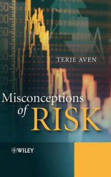 Misconceptions of Risk av Terje Aven (Innbundet)