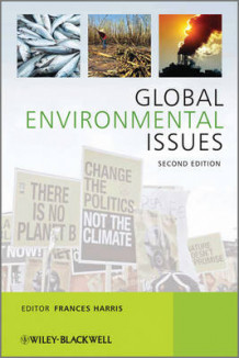 Global Environmental Issues (Heftet)