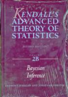 Kendalls Advanced Theory of Statistics: v. 2B av Anthony O'Hagan (Innbundet)