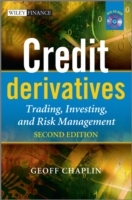 Credit Derivatives av Geoff Chaplin (Innbundet)