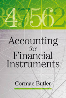 Accounting for Financial Instruments av Cormac Butler (Innbundet)