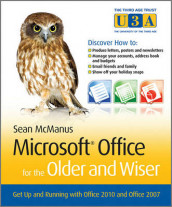 Microsoft Office for the Older and Wiser av Sean McManus (Heftet)
