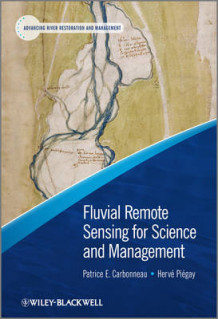Fluvial Remote Sensing for Science and Management (Innbundet)