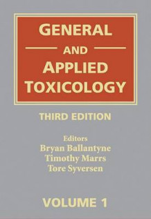 General and Applied Toxicology (Innbundet)