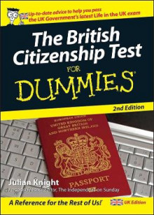 The British Citizenship Test For Dummies av Julian Knight (Heftet)
