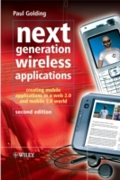 Next Generation Wireless Applications av Paul Golding (Innbundet)