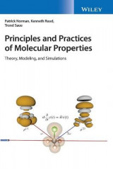 Omslag - Principles and Practices of Molecular Properties