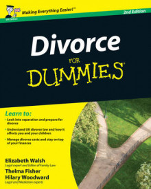 Divorce For Dummies av Elizabeth Walsh, Thelma Fisher, Hilary Woodward, John Ventura og Mary Reed (Heftet)