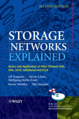 Omslag - Storage Networks Explained