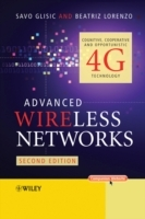 Advanced Wireless Networks av Savo G. Glisic og Beatriz Lorenzo (Innbundet)