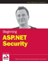 Beginning ASP.NET Security av Barry Dorrans (Heftet)
