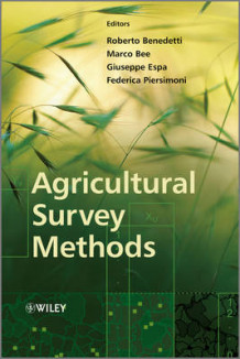 Agricultural Survey Methods (Innbundet)