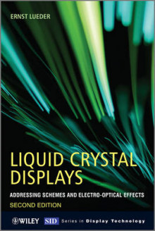 Liquid Crystal Displays av Ernst Lueder (Innbundet)