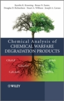 Analysis of Chemical Warfare Degradation Products av Karolin K. Kroening, Renee N. Easter, Douglas D. Richardson, Stuart A. Willison og Joseph A. Caruso (Innbundet)