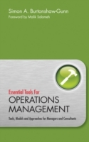 Essential Tools for Operations Management av Simon A. Burtonshaw-Gunn (Innbundet)