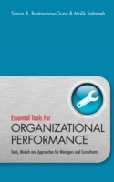 Essential Tools for Organisational Performance av Simon A. Burtonshaw-Gunn og Malik Salameh (Innbundet)