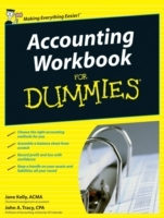 Accounting Workbook For Dummies av Jane Kelly og John A. Tracy (Heftet)
