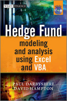 Hedge Fund Modeling and Analysis Using Excel and VBA av Paul Derbyshire og David Hampton (Innbundet)