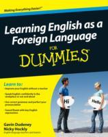 Learning English as a Foreign Language For Dummies av Gavin Dudeney og Nicky Hockly (Heftet)