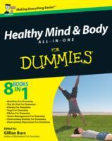 Healthy Mind and Body All-in-One For Dummies (Heftet)