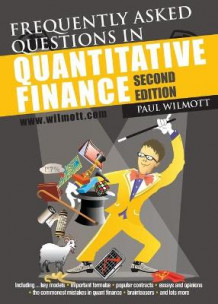 Frequently Asked Questions in Quantitative Finance av Paul Wilmott (Heftet)