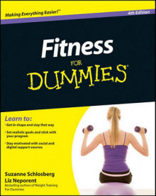 Fitness For Dummies av Suzanne Schlosberg og Liz Neporent (Heftet)