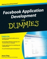 Facebook Application Development For Dummies av Jesse Stay (Heftet)