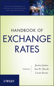 Handbook of Exchange Rates (Innbundet)
