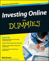 Omslag - Investing Online For Dummies